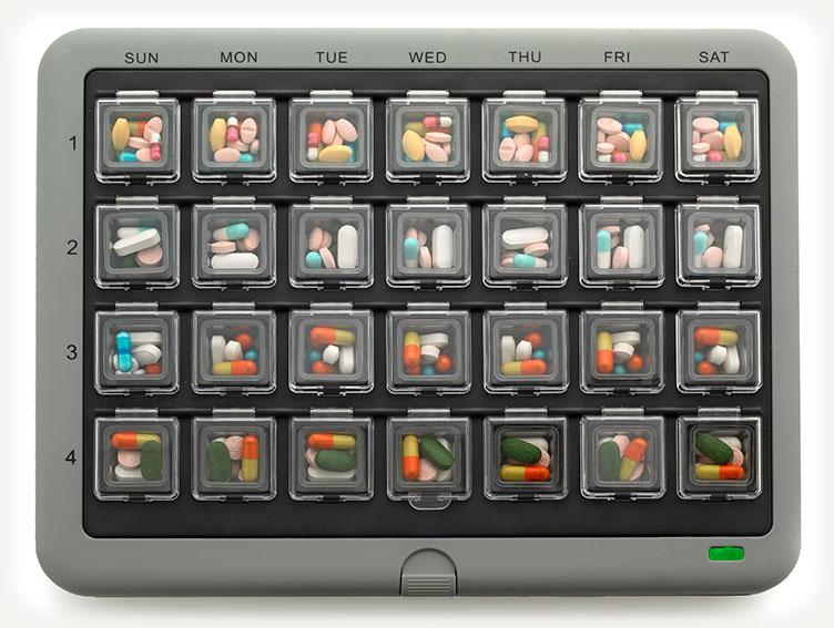 Automatic Pill Dispenser | Medication Dispenser
